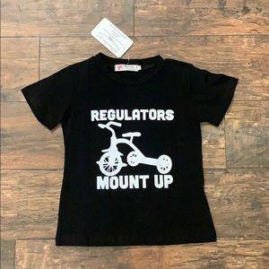 Other - NWT Regulators Mount Up Toddler T Shirt